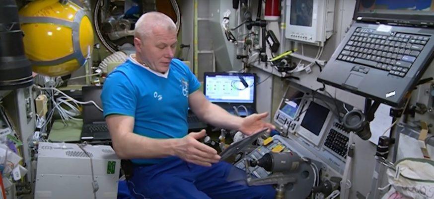 Космонавт Олег Новицкий подал заявку на участие в онлайн- голосовании