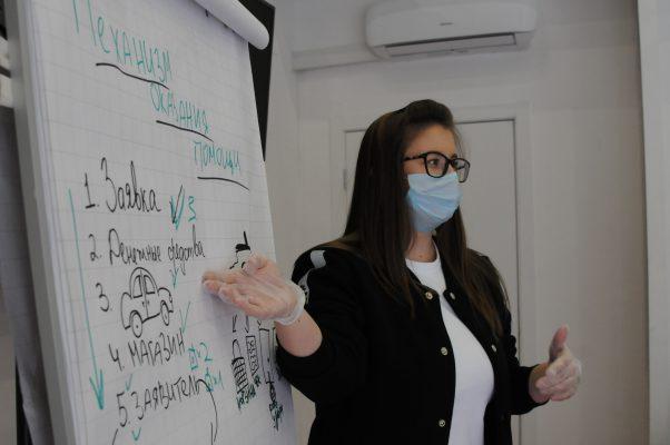 Жители Москвы смогут стать тренерами для начинающих добровольцев центра «Мосволонтер»