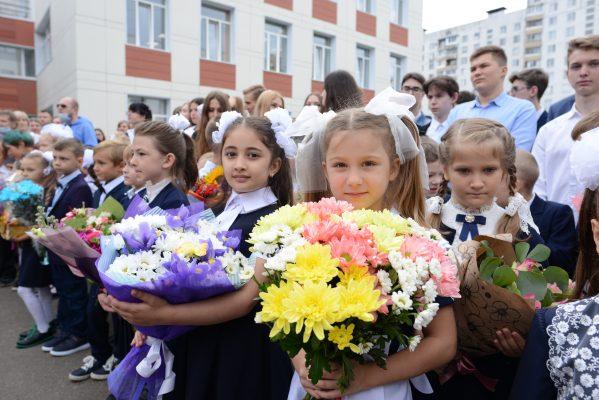 Школьникам ТиНАО