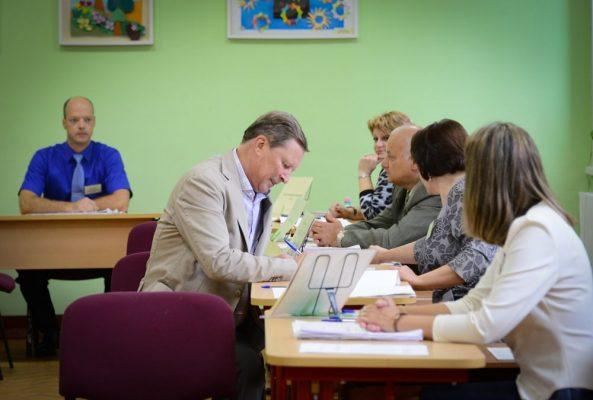 Общественный штаб по наблюдению за выборами в столице посетили иностранные омбудсмены