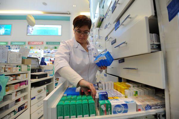 Горожане смогут получать льготные лекарства в коммерческих аптеках Москвы